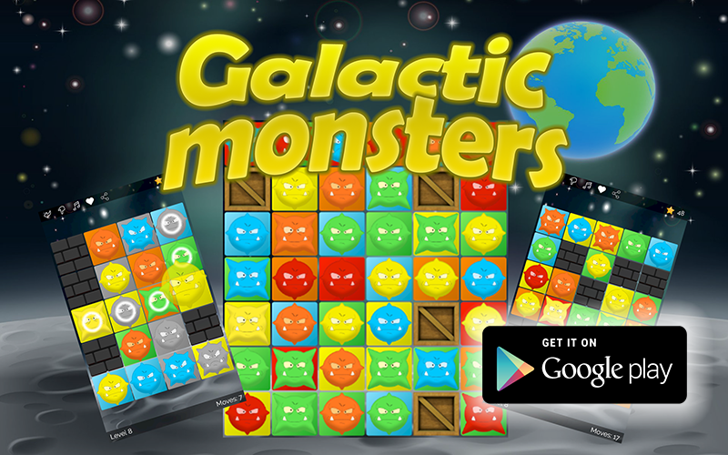 Galactic Monsters